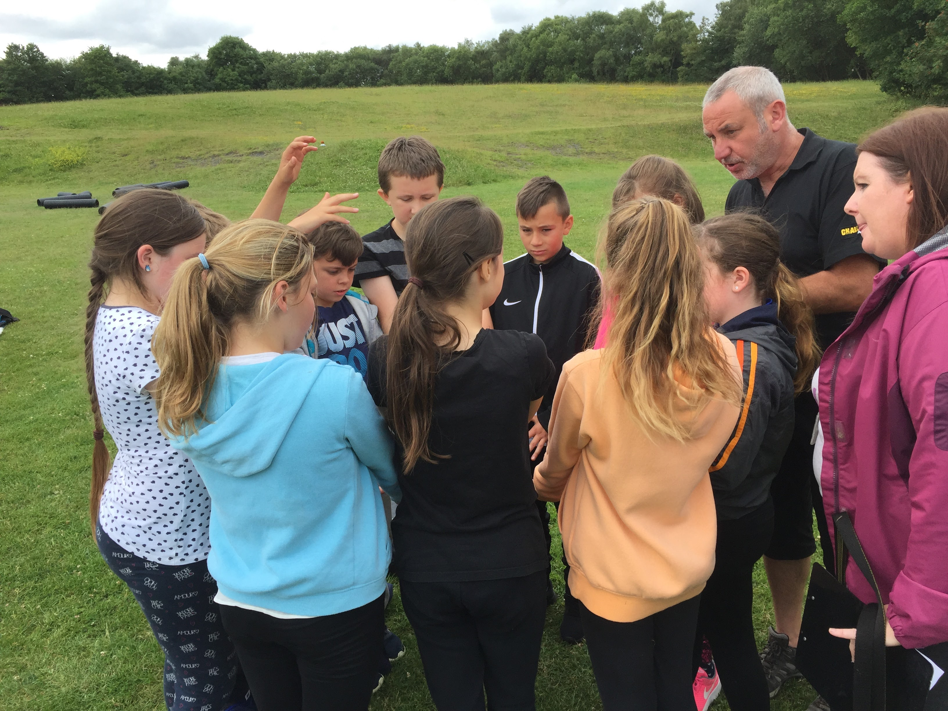 CChallenge Academy Staff: Greg Brookes-Clayton