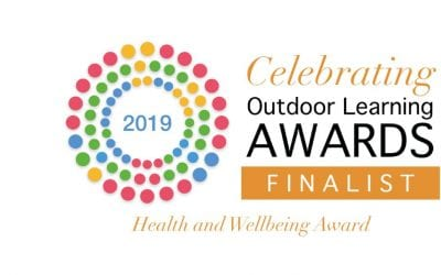 Challenge Academy nominated for an Outdoor Learning Award