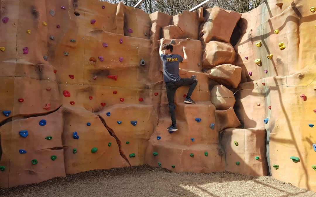 Baggeridge Adventure Climbs to New Heights